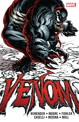 Venom by Rick Remender: The Complete Collection Tome 1