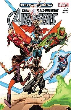 FCBD 2015: Avengers No.1