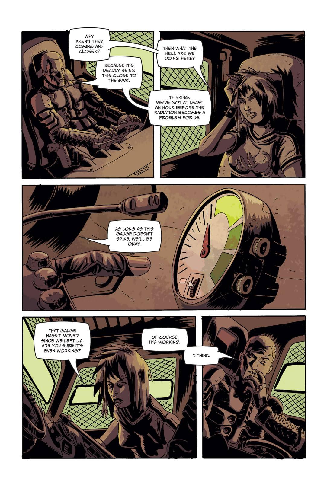 Dead Run #4 (of 4)