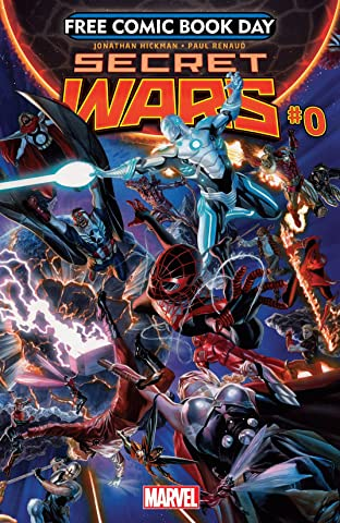 FCBD 2015: Secret Wars No.0