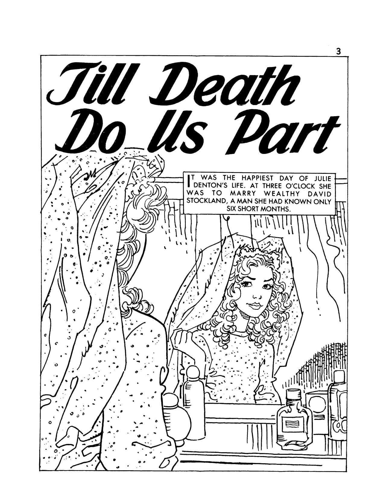 STAR - Love Stories In Pictures #3: Till Death Us Do Part