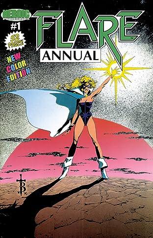 Flare: Annual #1