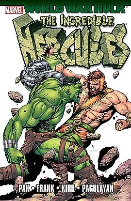 World War Hulk: Incredible Herc