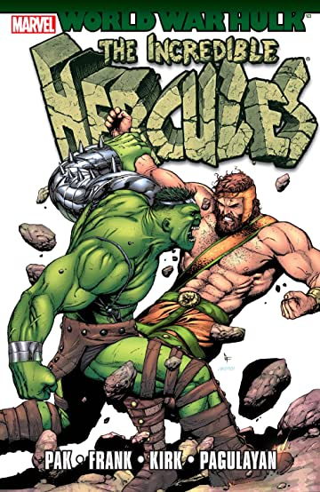 World War Hulk: Incredible Herc
