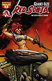 Giant-Size Red Sonja: She-Devil With a Sword #1