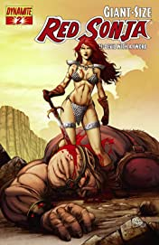 Giant-Size Red Sonja: She-Devil With a Sword #2