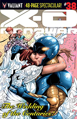 X-O Manowar (2012- ) #38: Digital Exclusives Edition