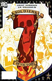Seven Soldiers of Victory #1