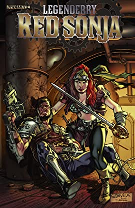 Legenderry: Red Sonja #4 (of 5): Digital Exclusive Edition