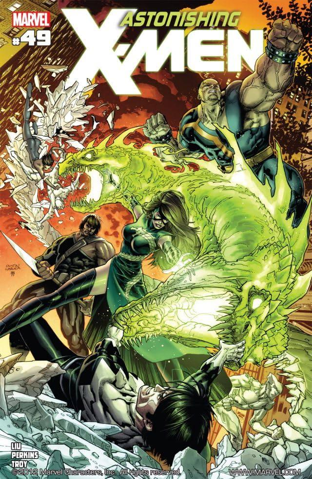 Astonishing X-Men (2004-2013) #49