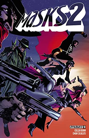 Masks 2 #3 (of 8): Digital Exclusive Edition