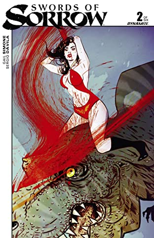 Swords of Sorrow No.2 (sur 6): Digital Exclusive Edition