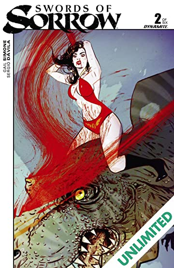 Swords of Sorrow #2 (of 6): Digital Exclusive Edition