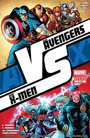 AVX: VS. No.1 (sur 6)
