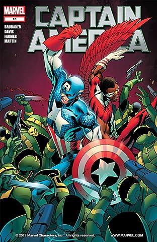 Captain America (2011-2012) #10