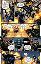 Captain America and Hawkeye #629