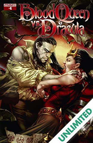 Blood Queen vs. Dracula #4 (of 4): Digital Exclusive Edition