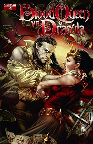 Blood Queen vs. Dracula No.4 (sur 4): Digital Exclusive Edition