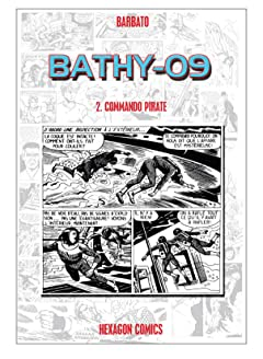 BATHY-09 Vol. 2: Commando Pirate