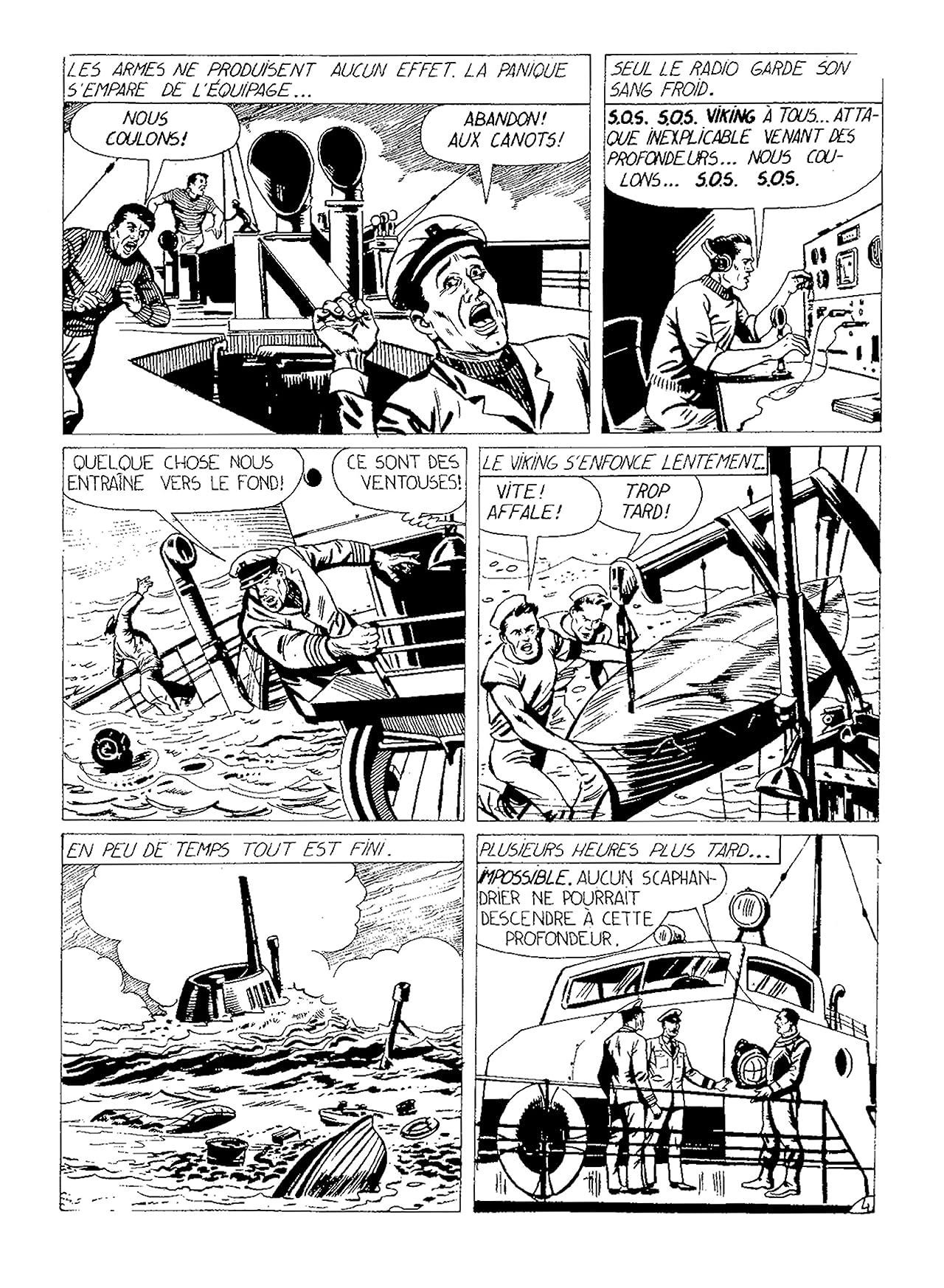 BATHY-09 Vol. 2: Commando Pirate