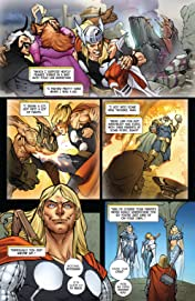 The Mighty Thor (2011-2012) #13