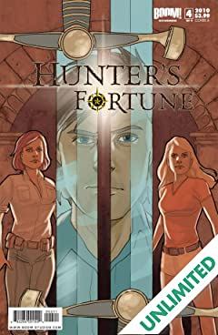 Hunter's Fortune #4 (of 4)