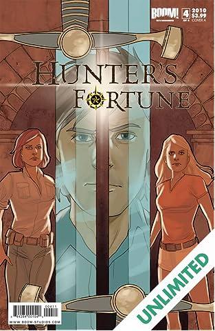Hunter's Fortune #4 (of 4)