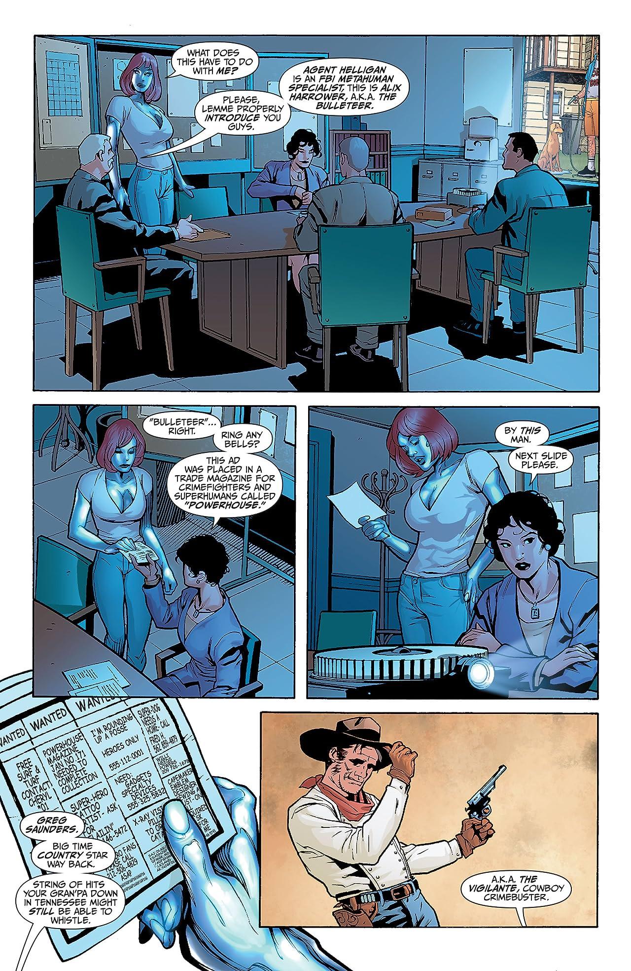 Seven Soldiers: Bulleteer #2 (of 4)