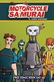 FCBD 2015 - Motorcycle Samurai