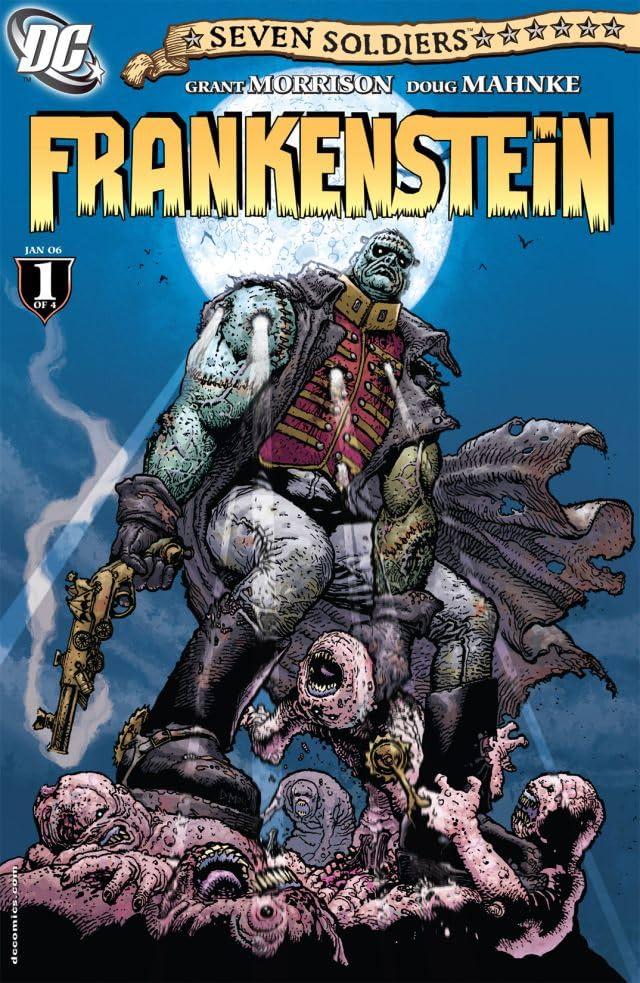 Seven Soldiers: Frankenstein #1