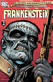 Seven Soldiers: Frankenstein #2 (of 4)