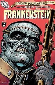 Seven Soldiers: Frankenstein #2