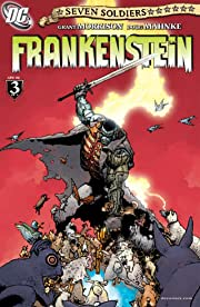 Seven Soldiers: Frankenstein #3 (of 4)