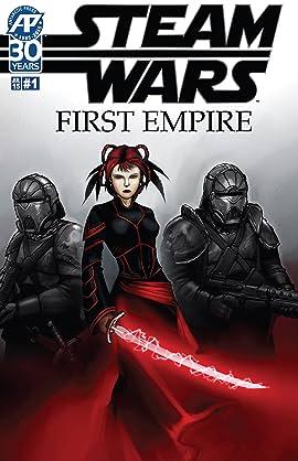 Steam Wars: First Empire #1