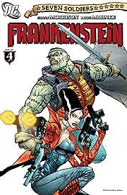 Seven Soldiers: Frankenstein #4 (of 4)