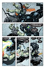 Seven Soldiers: Frankenstein #4 (of 4)