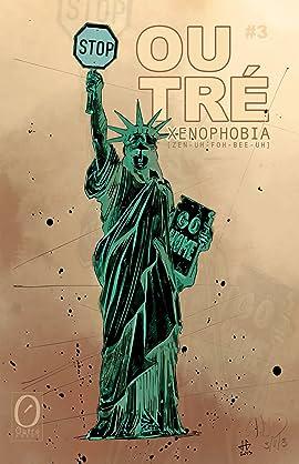 Outré Anthology Vol. 3: Xenophobia