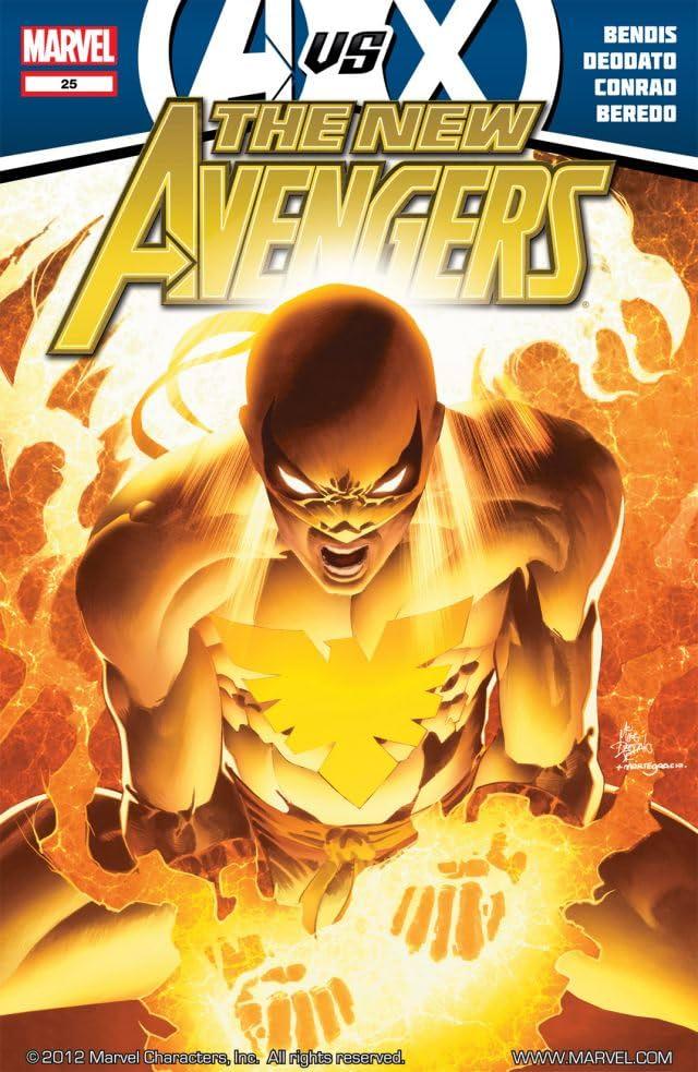 New Avengers (2010-2012) #25