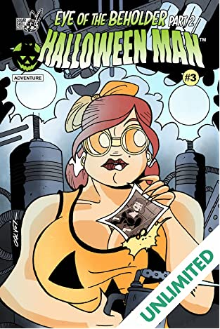 Halloween Man #3