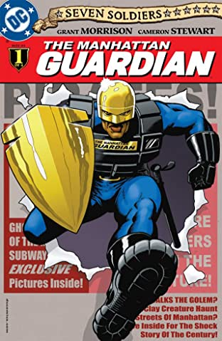 Seven Soldiers: The Manhattan Guardian #1 (of 4)