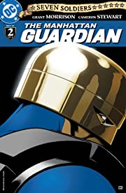 Seven Soldiers: The Manhattan Guardian #2 (of 4)