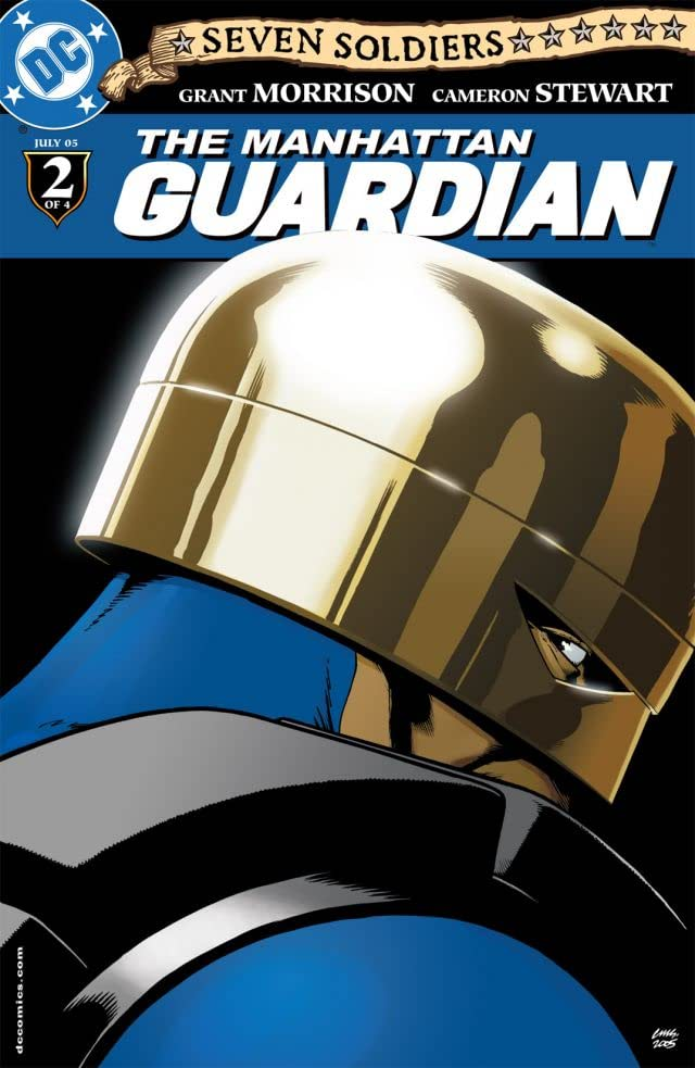 Seven Soldiers: The Manhattan Guardian #2
