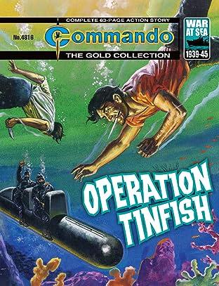 Commando #4816: Operation Tinfish