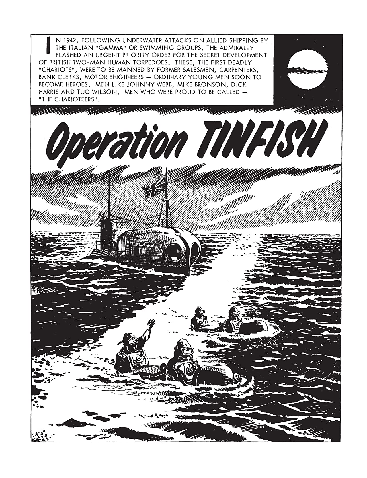 Commando #4816: Operation Tinfish