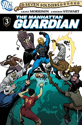 Seven Soldiers: The Manhattan Guardian #3 (of 4)