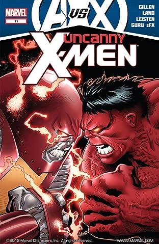 Uncanny X-Men (2011-2012) No.11