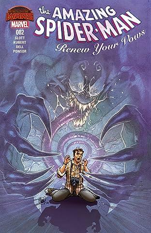 Amazing Spider-Man: Renew Your Vows (2015) #2