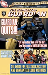 Seven Soldiers: The Manhattan Guardian #4