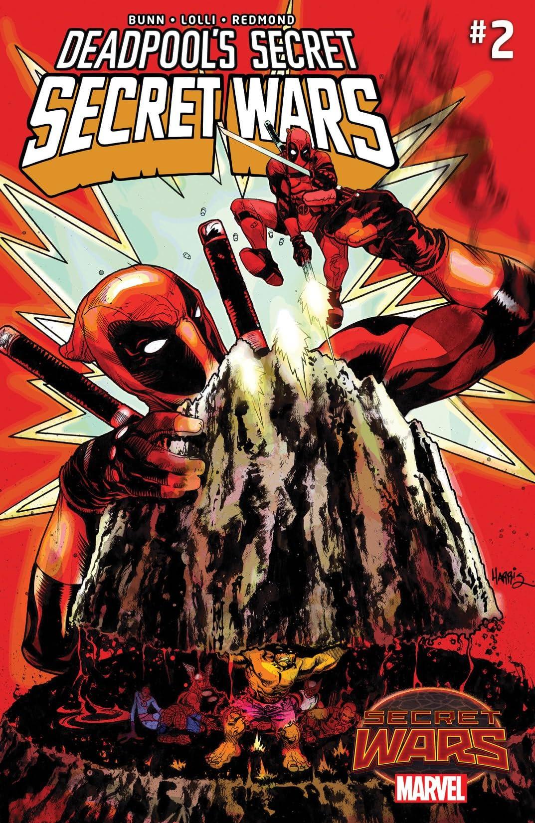 Deadpool's Secret Secret Wars #2 (of 4)