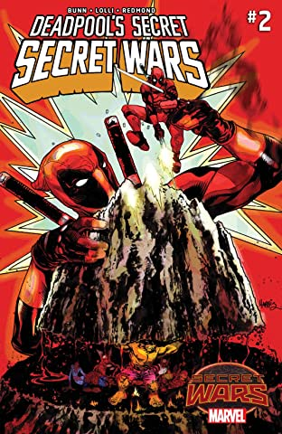 Deadpool's Secret Secret Wars #2 (of 4)